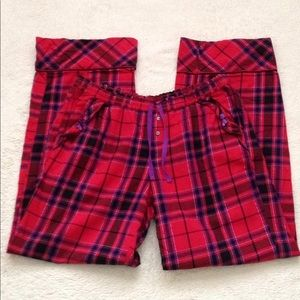 Victoria's Secret Flannel Pajama Pants